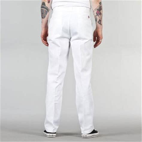 Dickies 874 Work pant white Sivletto