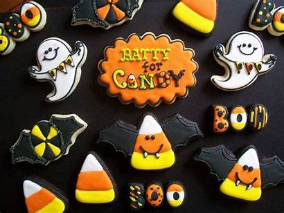 Halloween Happy Scary Wallpapers Cookies Backgrounds Decorations