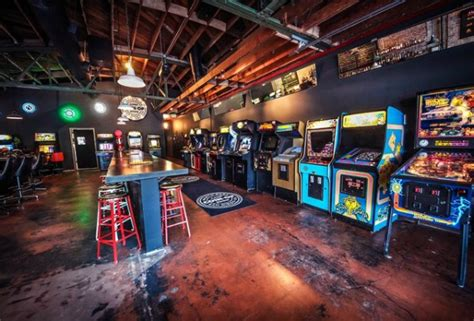 4 Video Game Bars You Need To Visit At Least Once