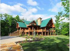 Wilderness Lodge, Luxury Log Cabin, VRBO