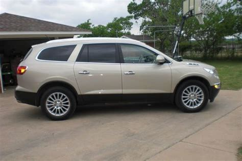 2011 Buick Enclave Cxl by Sell Used 2011 Buick Enclave Cxl Sport Utility 4 Door 3 6l
