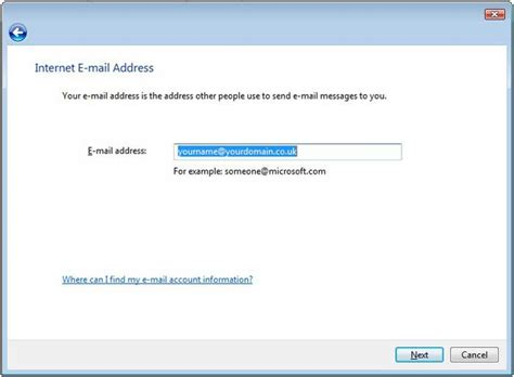 do you need to add your address on your resume adding your email account in outlook express rediweb