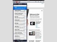How to Setup Email Accounts on the iPad