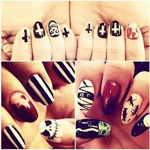 Halloween Nails (ideas)🎃 | Trusper
