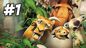 Ice Age Dawn Of The Dinosaurs Walkthrough Part 1