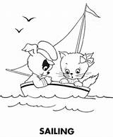 Coloring Pages Sailing Books Animal Embroidery Flickr Patterns Horse Sheets sketch template