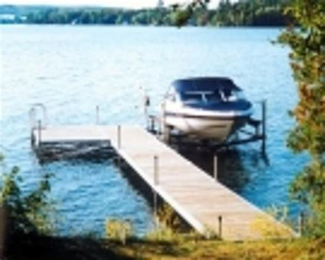 Boat Dock Utility District by Used 2014 Bertrand Docks Lifts For Sale In Carleton