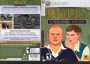 Bully: Scholarship Edition Xbox 360 Box Art Cover by Adhiboy