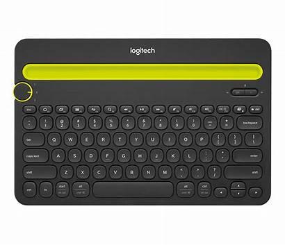 K480 Device Multi Keyboard Bluetooth Logitech Wireless