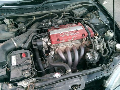 Honda Accord Type R 2.2 Dohc Vtec Petrol Bare Engine H22a