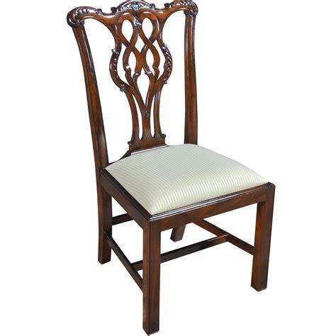 leg chippendale side chair niagara furniture