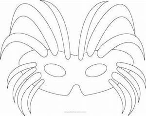 mardi gras coloring pages and masks hubpages With jester mask template