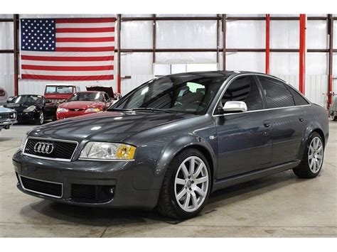 car owners manuals for sale 2003 audi s6 lane departure warning 2003 audi s6 for sale classiccars com cc 1007164