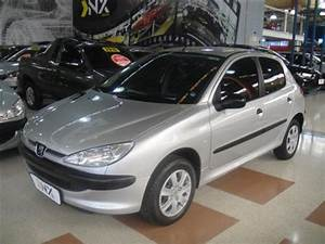 Peugeot 206 1 4 Sensation 8v Flex 4p Manual 2009  2010