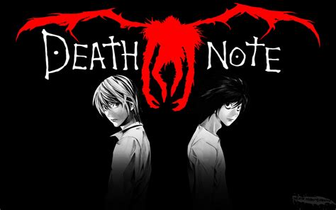 death note light yagami    ryuk wallpaper   anime