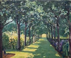 Winston Churchill's paintings go on view | How To Spend It