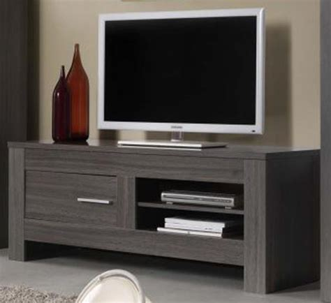 meuble tv haut gris