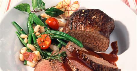 roast venison recipe eat smarter usa