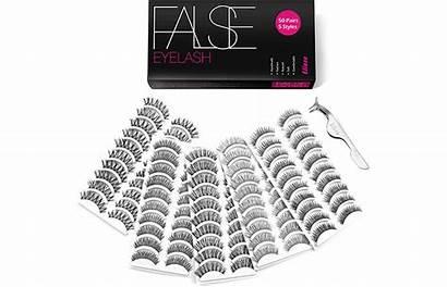 Eyelashes False Drugstore Pairs