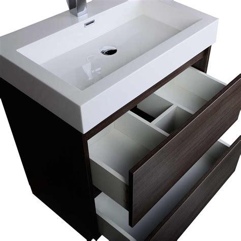 kitchen faucets contemporary 29 5 inch contemporary bathroom vanity grey oak optional