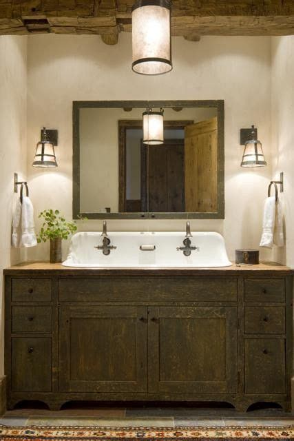 beautiful bathrooms rustic bathroom vanities rustic