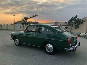 1970 Vw Fastback