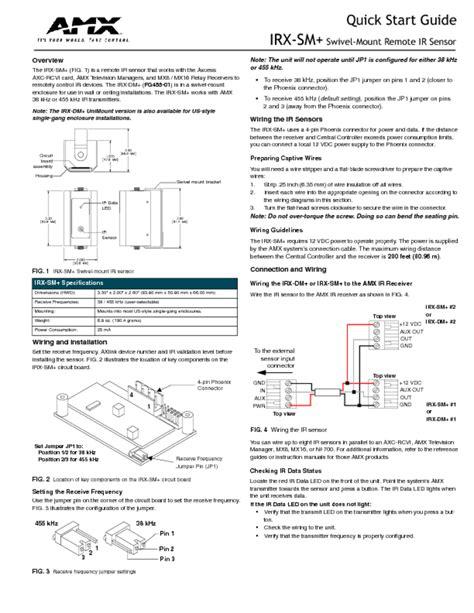 Stud Sensor Users Guides Page