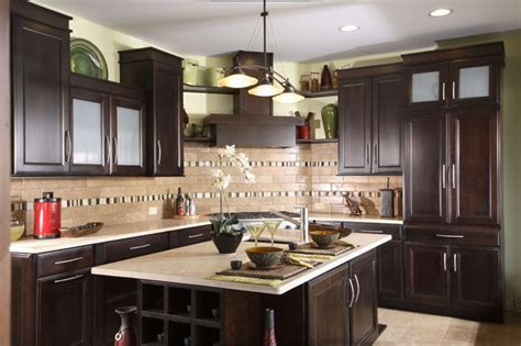 asian style kitchen cabinets brighten your kitchen with asian kitchen ideas 4193