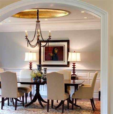 golden accents  define  modern home