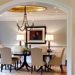 Golden Accents Which Define a Modern Home