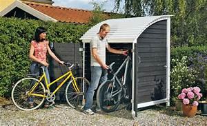 Fahrradständer Selber Bauen : fahrradunterstand bikeport schuppen ~ One.caynefoto.club Haus und Dekorationen