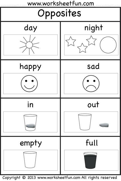 worksheet nursery worksheets