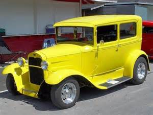 1930 Ford Car Old