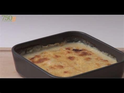 recettes 750 grammes dessert recette de gratin de poisson 750 grammes