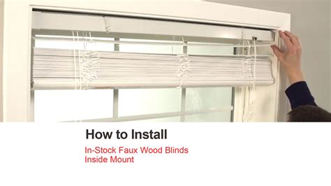 how to install blinds how to install your blinds and shades costco bali