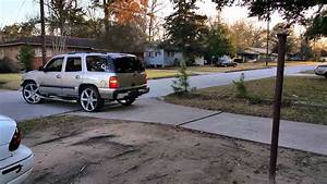 03 Chevy Tahoe On 26s