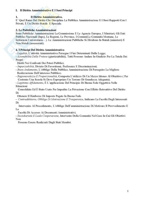 dispensa di diritto amministrativo manuale di diritto amministrativo cassese appunti