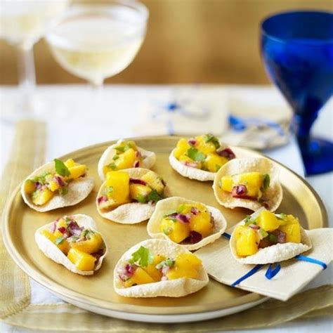 indian canapes ideas 21 of the best canape recipes housekeeping