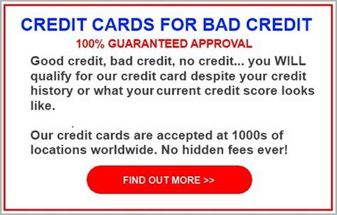 Only takes a minute to apply. Unsecured Credit Cards For Bad Credit Instant Approval