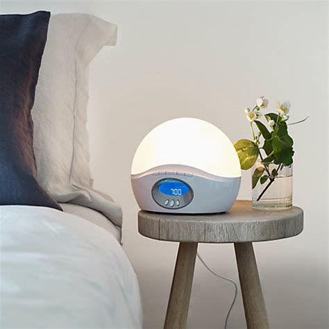 daylight wake up light buy lumie bodyclock active 250 wake up to daylight light