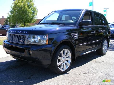 blue land rover 2008 buckingham blue metallic land rover range rover sport