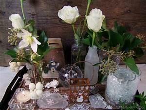 Dekorieren Im Frühling : tablett dekorieren im januar meine blumendeko pinterest januar dekorieren und basteln ~ Markanthonyermac.com Haus und Dekorationen