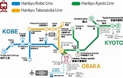 The Osaka, Kyoto and Kobe Golden Route 360°
