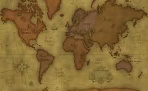 1920X1080 World Map