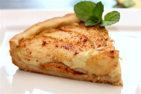 nummies: Bavarian Apple Torte