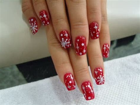 Best, Cute & Amazing Christmas Nail Art Designs, Ideas