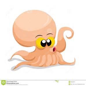 Cute Squid