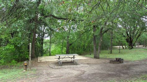 guadalupe river state park campsites  water walk