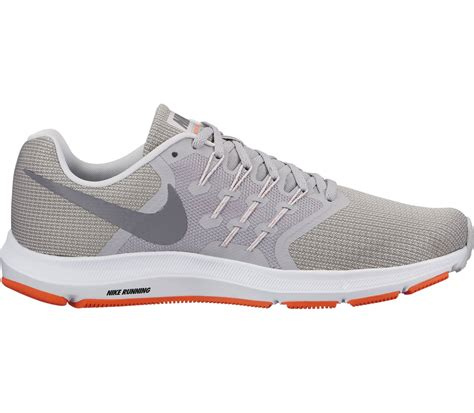Light Nike Shoes by Nike Run S Running Shoes Light Grey Orange