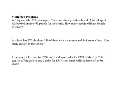 ha y4 problem solving ks2 maths worksheet by swisskate teaching resources tes